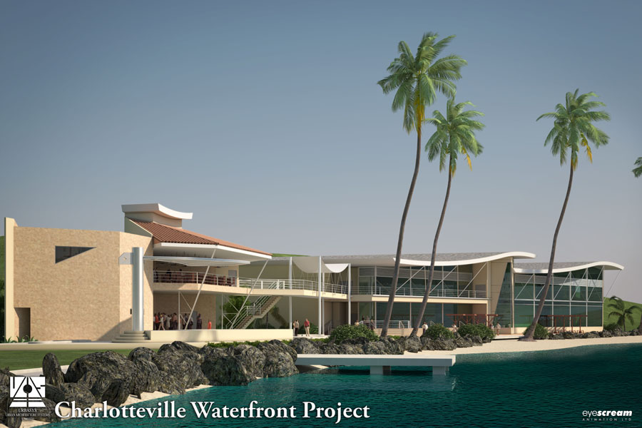 Charlotteville Waterfront Project